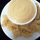 Easy peasy chickpea dip