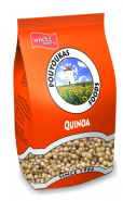 Quinoa (Pronounced Keen-Wah)