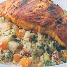 MOROCCAN FISH AND COUSCOUS