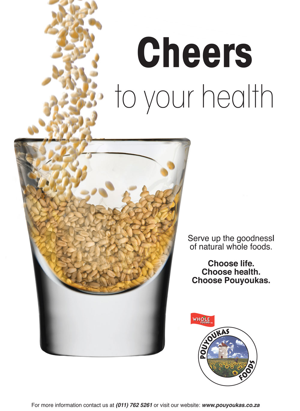 Cheers  to your health